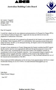 abcb letter